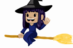 halloween-pattern_witch