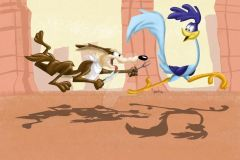 roadrunner__n__coyote__speed_drawing_by_idroidmonkey_d7ogk7p-fullview