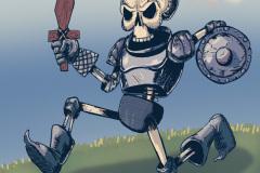 skeleton-knight