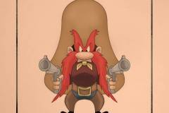 yosemite_sam__speed_drawing_by_idroidmonkey_d7n19jd-pre